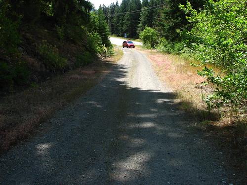 road bridge creek river south nine canyon anderson mile cariboo ainslie