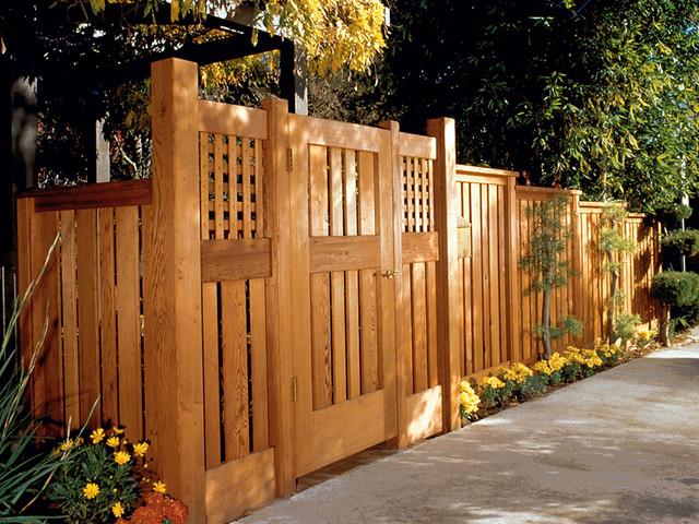 6005616645 c331ac4802 Best exterior stain for cedar fence