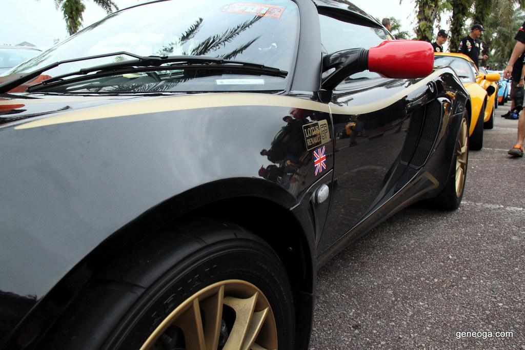 Lotus Cars Club Malaysia