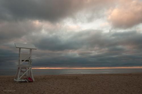 ocean morning summer sky beach water clouds sunrise capecod newengland wellfleet newcombhollowbeach newcombhollow