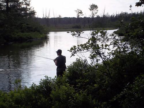 Sarge Fishing