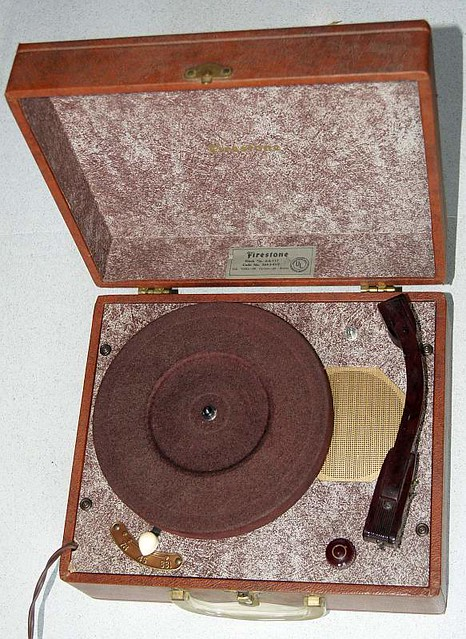 Firestone Antique Record Player Flickr Photo Sharing