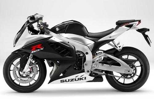 Suzuki GSX-R1000 2012 render