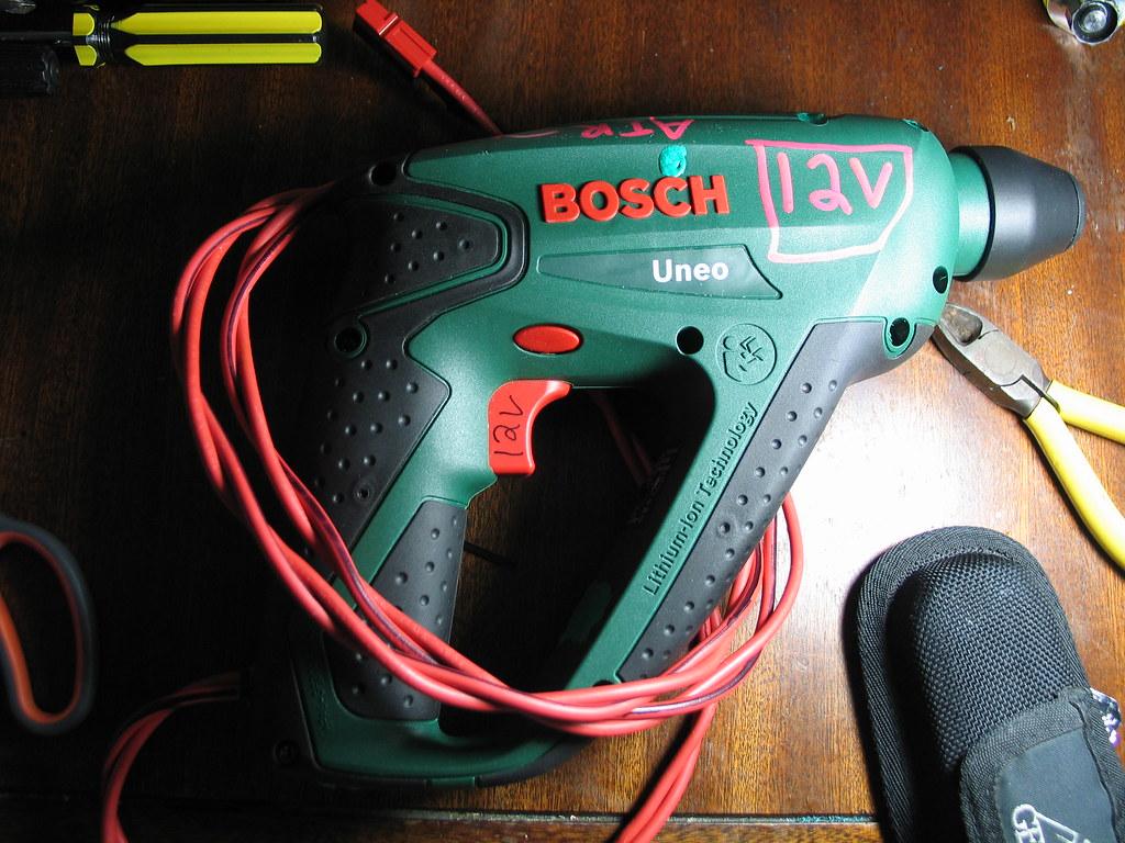 Bosch Car Battery Tester
