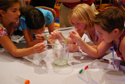 Duke University Researchers Teach Kids About Cartilage, Joints and Arthritis