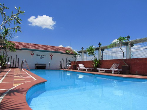 Hoi An Vinh Hung 3 Hotel Rooftop Swimming Pool