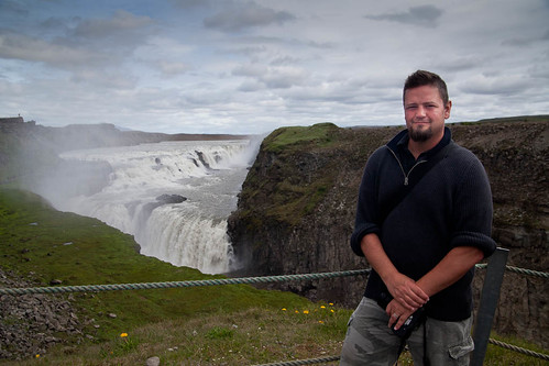 Will At Gullfoss