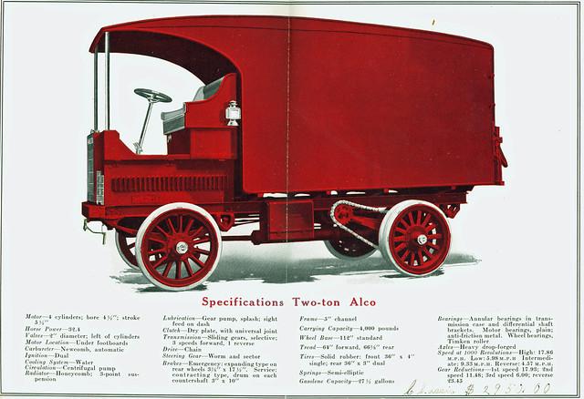 1912 Alco