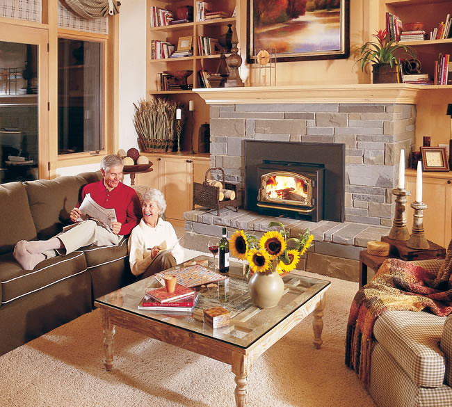 We offer an excellent selection of wood fireplaces. Some of our most popular wood burning fireplace products include wood fireplaces and wood fireplace inserts.