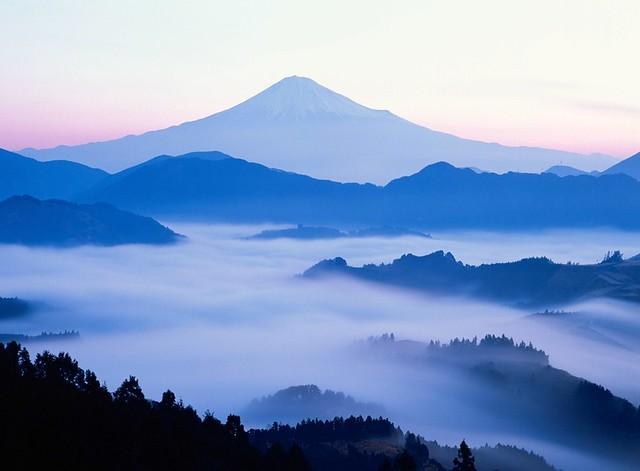 Japan 日本 1974-2009 — Fuji-san 富士山   3