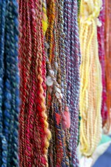 wool, knitting, thread, woolen,