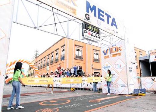 Carrera IMAGEN Queretaro 10K 2011