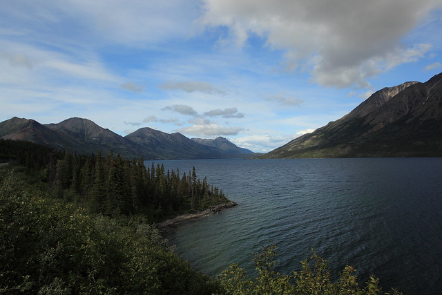 Tutshi Lake, British Columbia