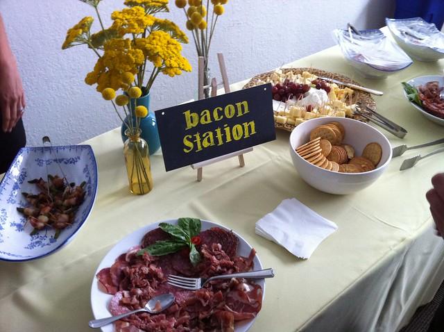 bacon station flickr photo sharing