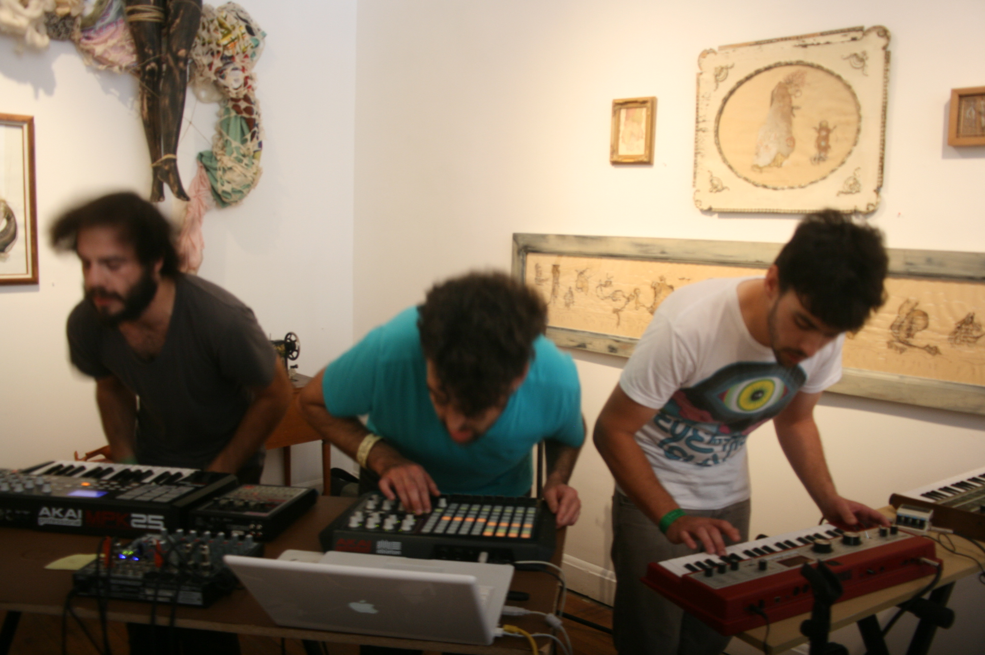 King Mob ::: illiterate Gallery @UMS ::: 07.23.11