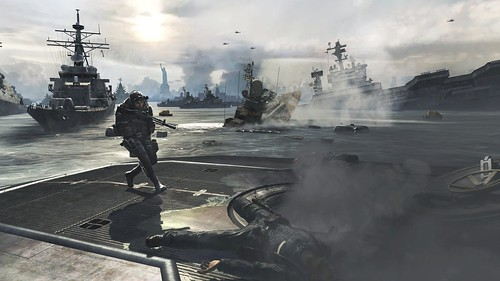 Modern Warfare 3: Chaos Pack Released For Xbox 360