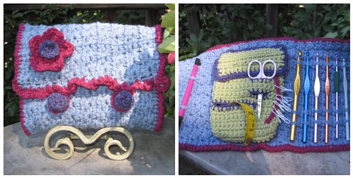 Crochet Hook Clutch