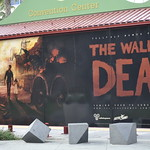 The Walking Dead PC game banner