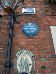 Photo of Blue plaque № 7512