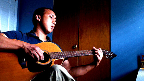 animated gif acousticguitar cinemagraph stephenmertens
