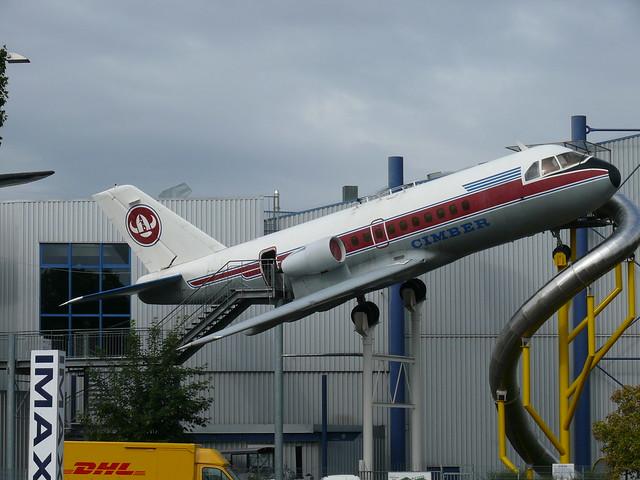 VfW 614 - Cimber Air