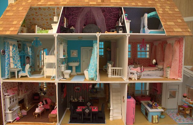 Doll House Interior Flickr Photo Sharing