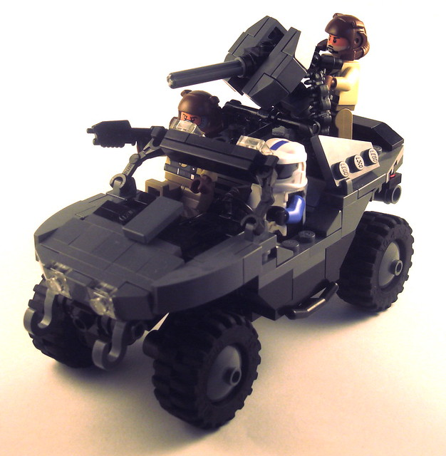 warthog machine gun