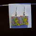 Compass Alba Scotland Earrings  Lickety Splits