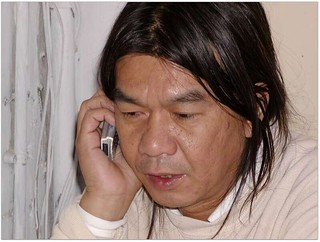 "Leung Kwok-hung (nickname ""Long Hair"")"