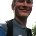 NIcolas Robert, vainqueur de l'étape en longskate !