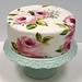 painting class cake by neviepiecakes