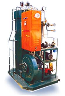 Reverse flow Steam Boiler by boilersmfgindia