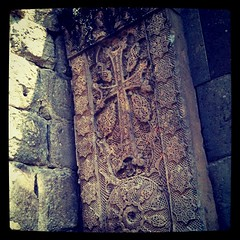 Khatchkar, Goshavank from 1291