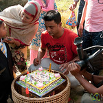 Birthday Party for Bangladeshi Boy - Srimongal, Bangladesh
