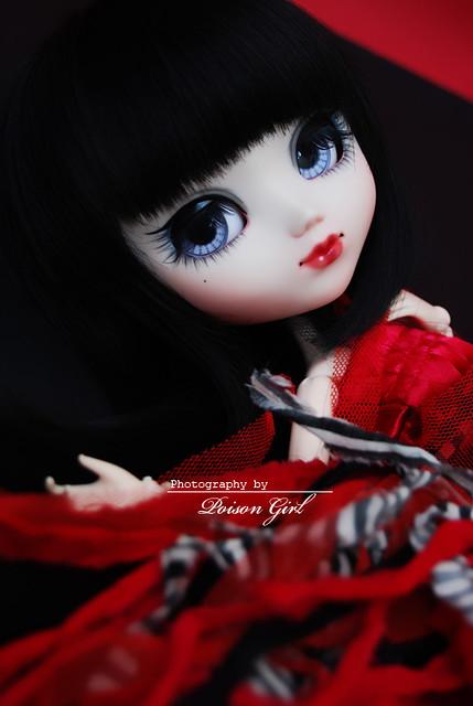 ~ Custom Pullip for Mina Harker ~