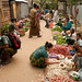 View of Market Day in Bandarban, Bangladesh