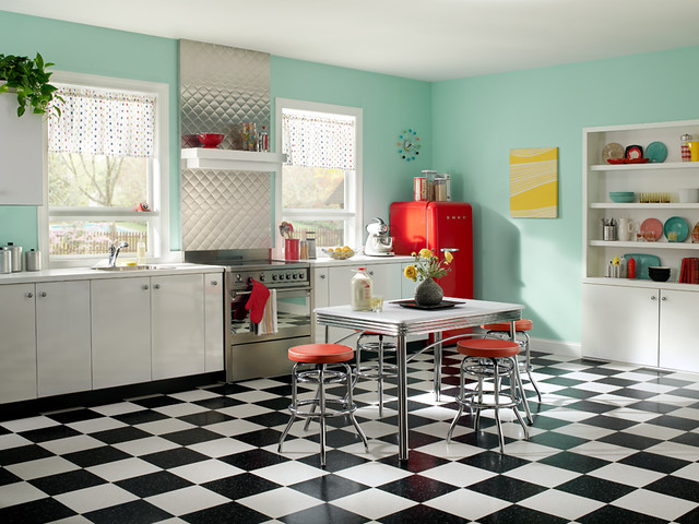 50s Kitchens Adorable Of 50s Style Kitchen Picture