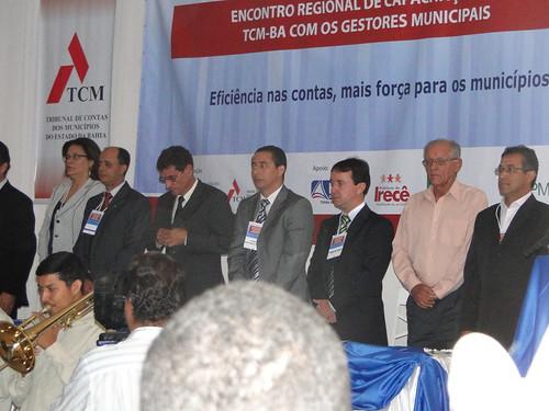 ENCONTRO REGIONAL DE CAPACITAÇÃO TCM-BA EM IRECÊ