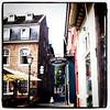 Aachen old town