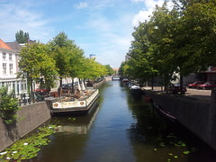 The Hague - Canal