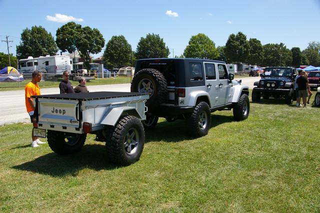 jeep wrangler   jkl amp custom built jeep trailer pa jeeps y flickr   photo sharing