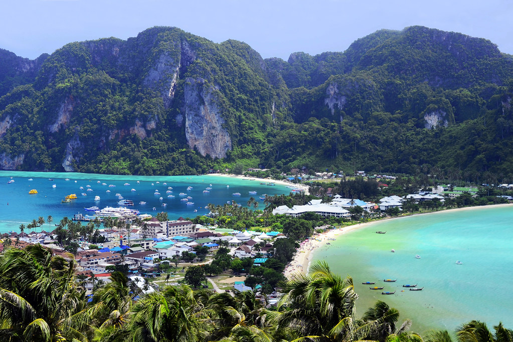 10 best islands in thailand with photos map touropia for Best vacations in december for couples