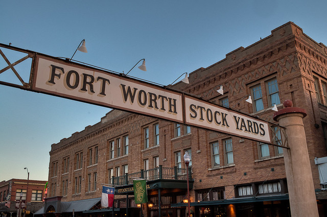Fort Worth Stockyards Hotel Flickr Photo Sharing