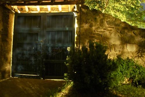 puerta a otra dimensión by Emilio del Prado