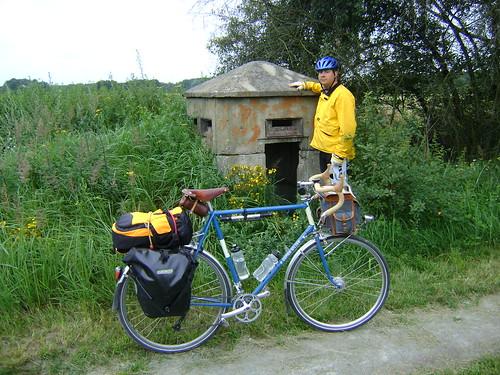 Border Bunker for Short Guy near Jahrstedt
