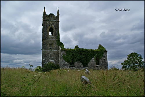 St Owen's Church, Ballymore, County Westmeath (1827)