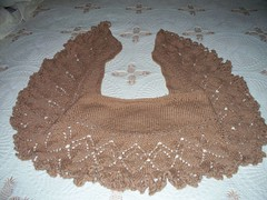 2011 July Mom's Shawl 1