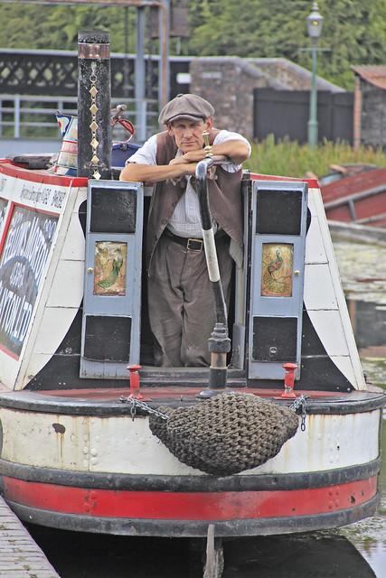 Header of bargee