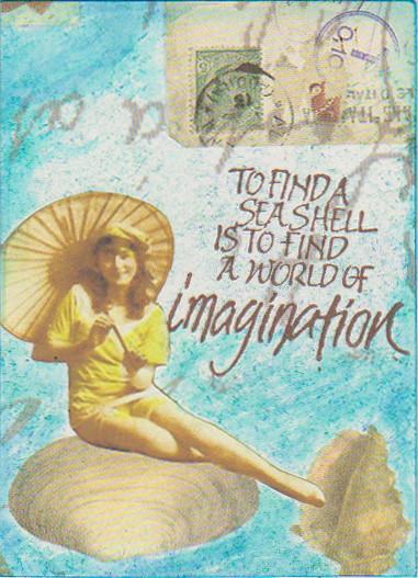 TMTA Muscheln - Imagination