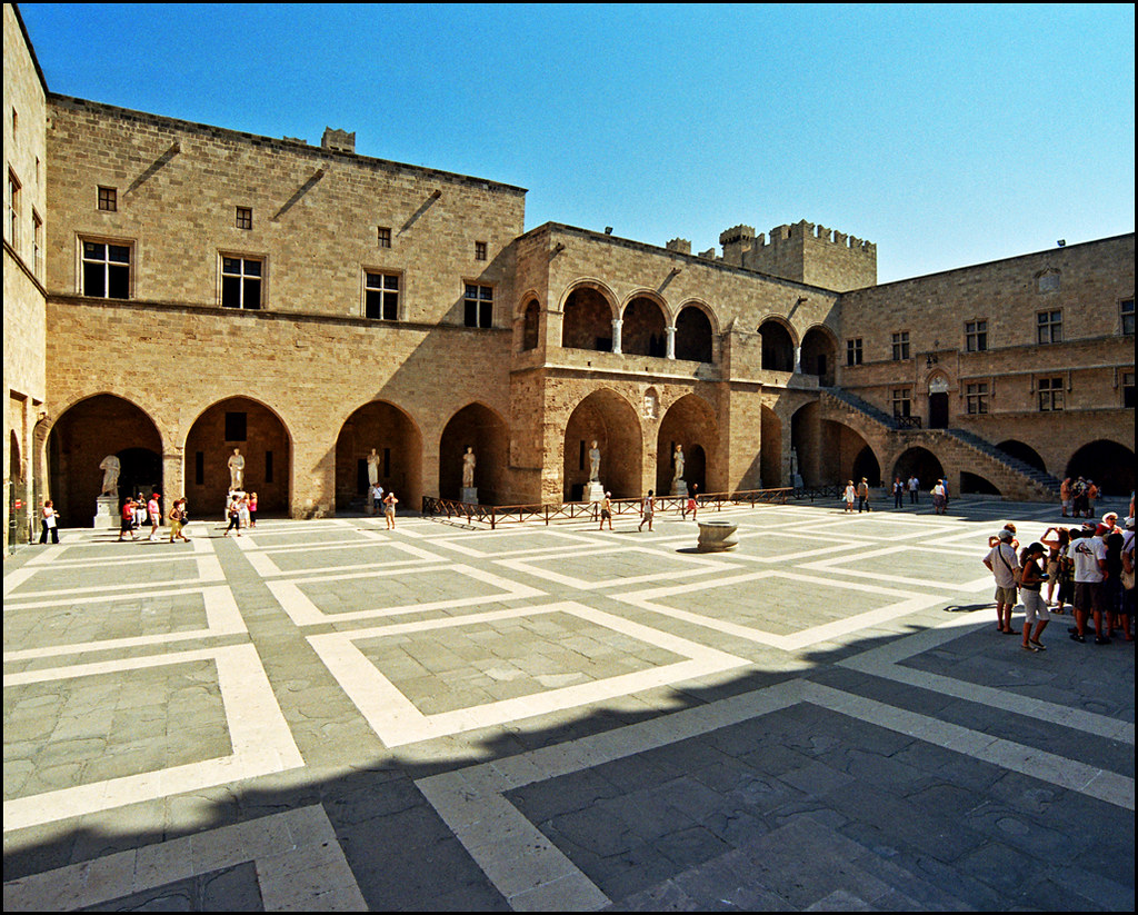 Palace of the Grand Master of the Knights of Rhodes 04